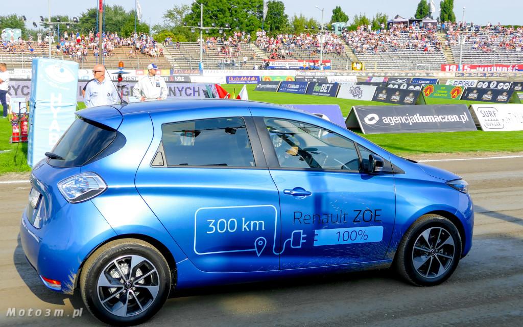 Nowe Renault ZOE - deboiut podczas meczu żużlowego GKS Wybrzeże-1770836