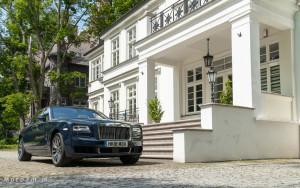 Rolls-Royce Ghost EWB Gdańsk - test Moto3m-07457