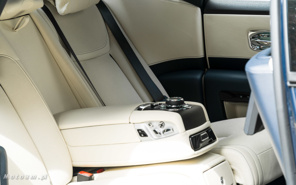 Rolls-Royce Ghost EWB Gdańsk - test Moto3m-07467