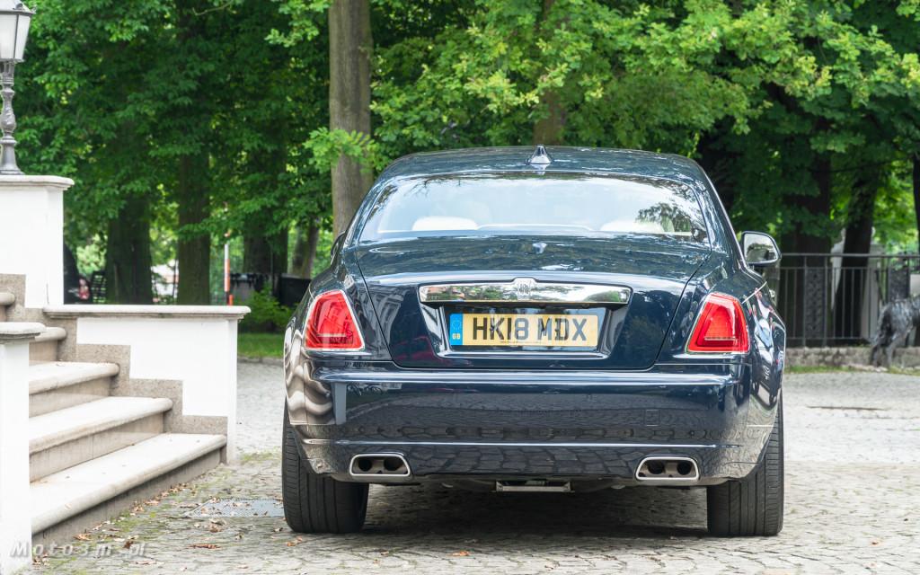 Rolls-Royce Ghost EWB Gdańsk - test Moto3m-07479