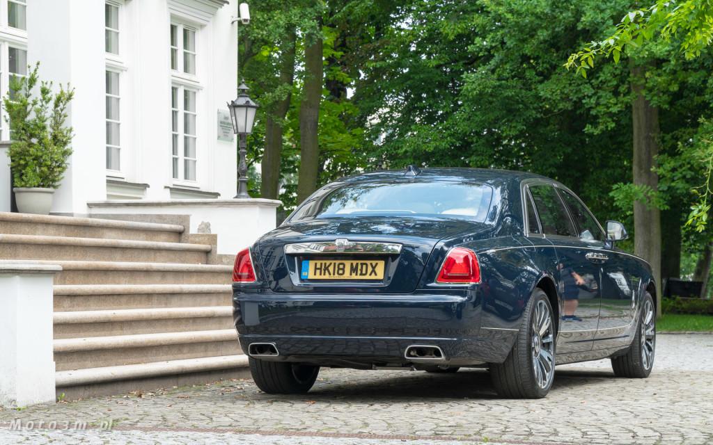 Rolls-Royce Ghost EWB Gdańsk - test Moto3m-07481