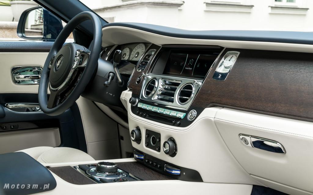 Rolls-Royce Ghost EWB Gdańsk - test Moto3m-07489