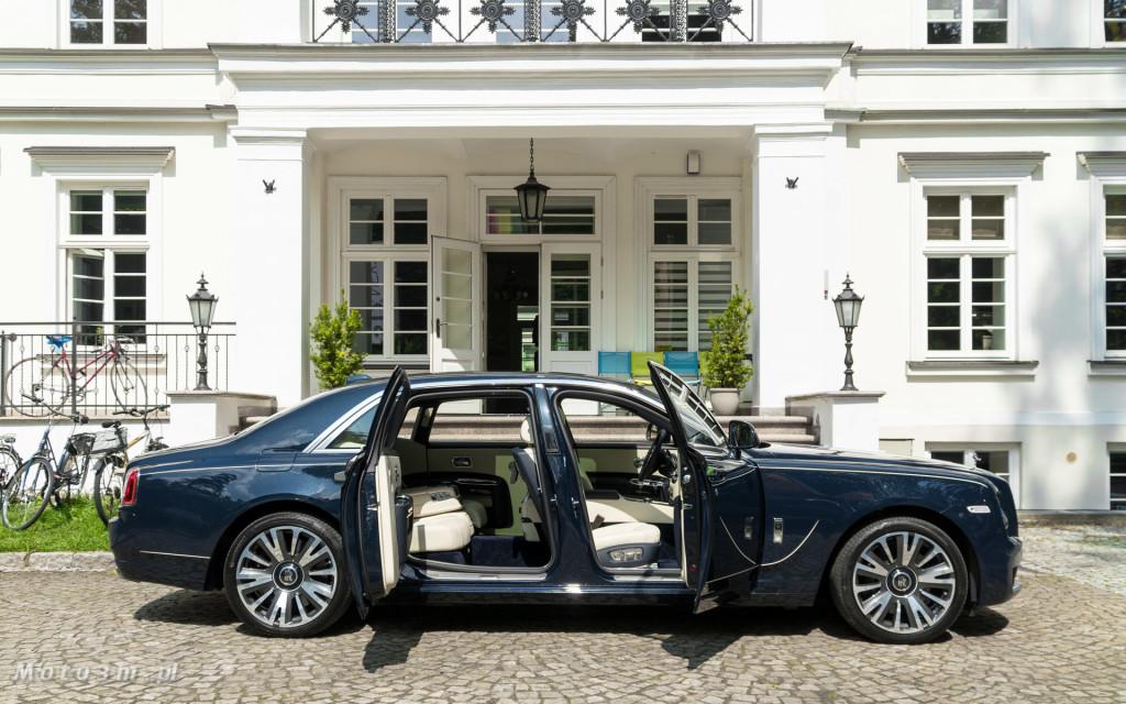 Rolls-Royce Ghost EWB Gdańsk - test Moto3m-1
