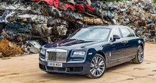 Rolls-Royce Ghost EWB Gdańsk - test Moto3m-07499