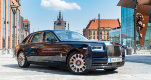 Rolls-Royce Phantom SWB Gdańsk - test Moto3m-07554