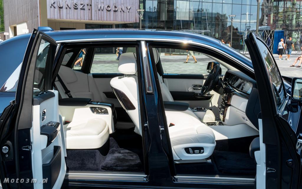 Rolls-Royce Phantom SWB Gdańsk - test Moto3m-07571