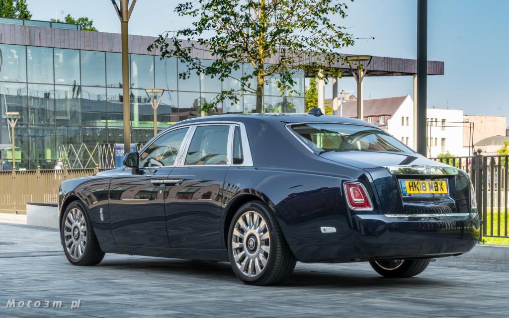 Rolls-Royce Phantom SWB Gdańsk - test Moto3m-07602