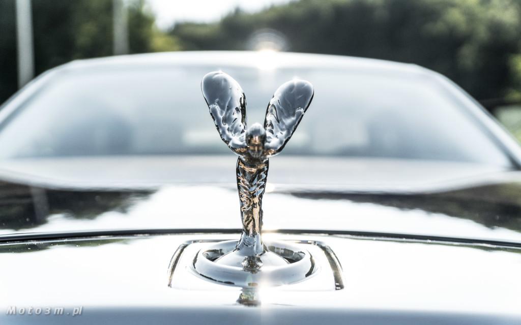 Rolls-Royce Phantom SWB Gdańsk - test Moto3m-07623