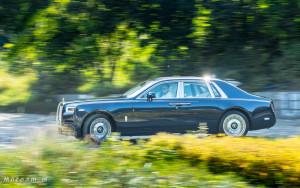 Rolls-Royce Phantom SWB Gdańsk - test Moto3m-07640