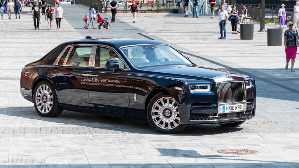 Rolls-Royce Phantom SWB Gdańsk - test Moto3m 16 x 9-07547
