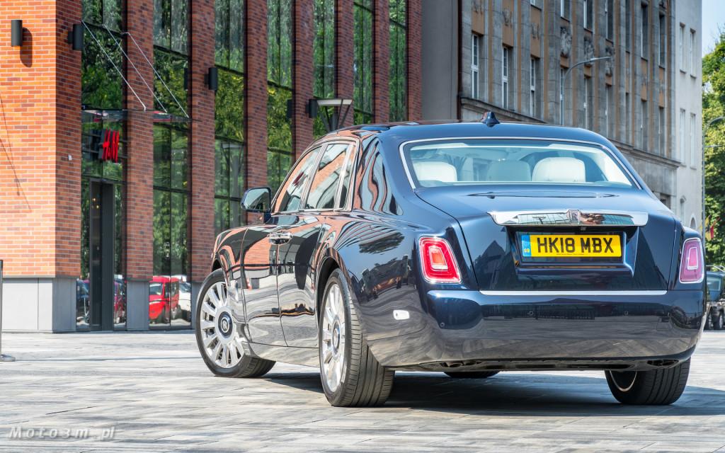 Rolls-Royce Phantom SWB Gdańsk - test Moto3m 4-07588