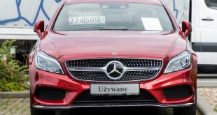Samochody używane w Mercedes-Benz Grupa Wróbel oddzaił Straszyn-6775
