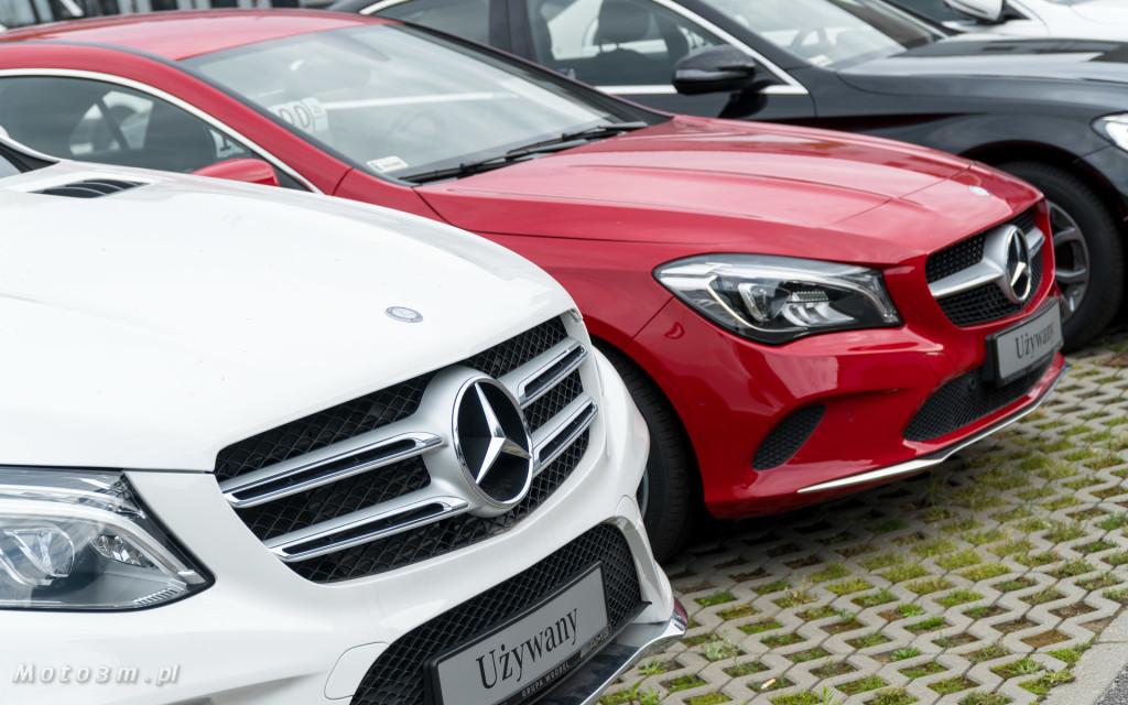 Samochody używane w Mercedes-Benz Grupa Wróbel oddzaił Straszyn-6783