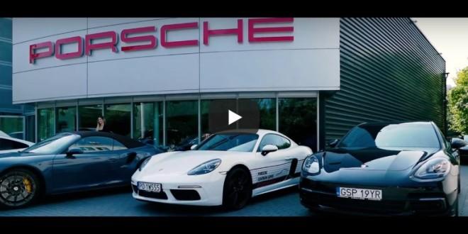 Wszystkie skarby w jednym miejscu - Porsche Centrum Sopot
