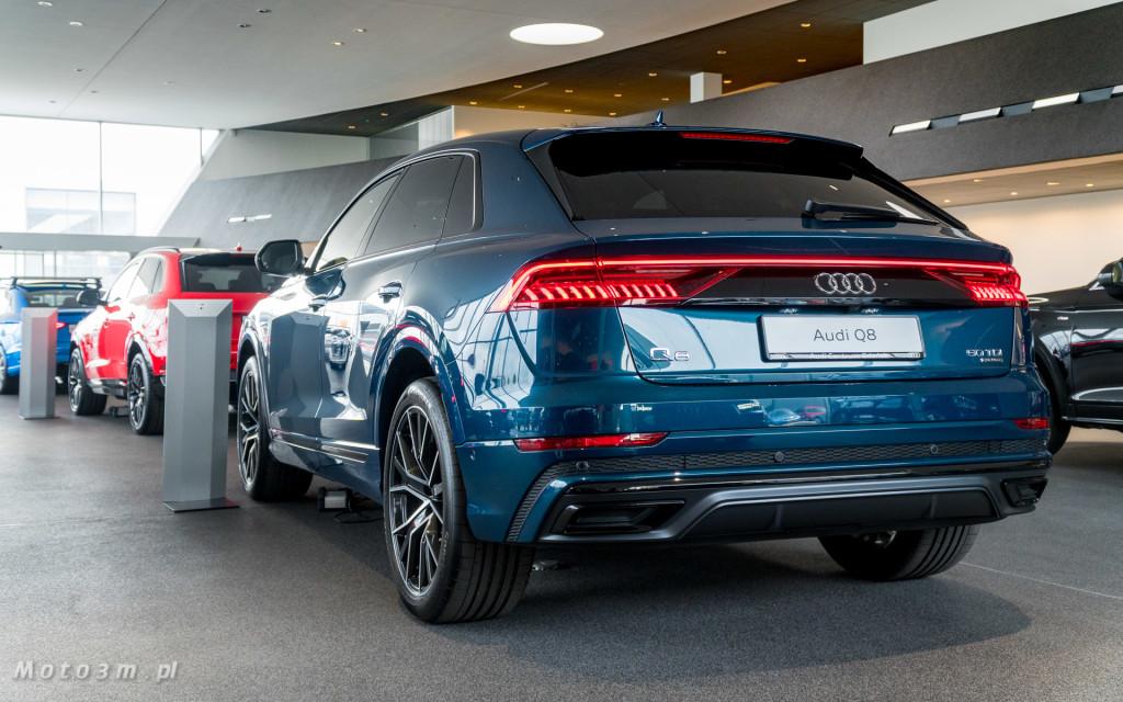 Audi Q8 - Trójmiasto pokochało nowego SUV'a Coupe od Audi-08613