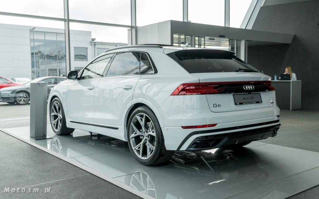 Audi Q8 - Trójmiasto pokochało nowego SUV'a Coupe od Audi-08616