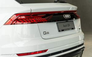 Audi Q8 - Trójmiasto pokochało nowego SUV'a Coupe od Audi-08617