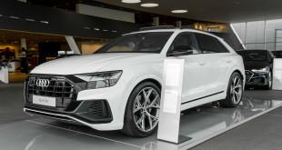 Audi Q8 - Trójmiasto pokochało nowego SUV'a Coupe od Audi-08623