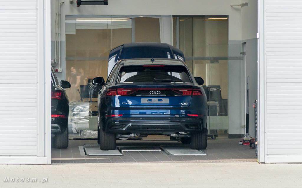 Audi Q8 - Trójmiasto pokochało nowego SUV'a Coupe od Audi-08634