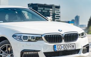 BMW 518d G30 test Moto3m-09203