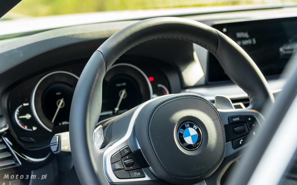 BMW 518d G30 test Moto3m-09224