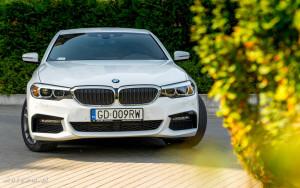 BMW 518d G30 test Moto3m-09243