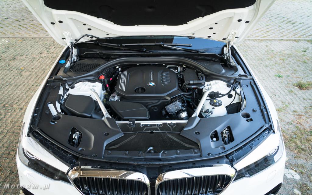 BMW 518d G30 test Moto3m-09256