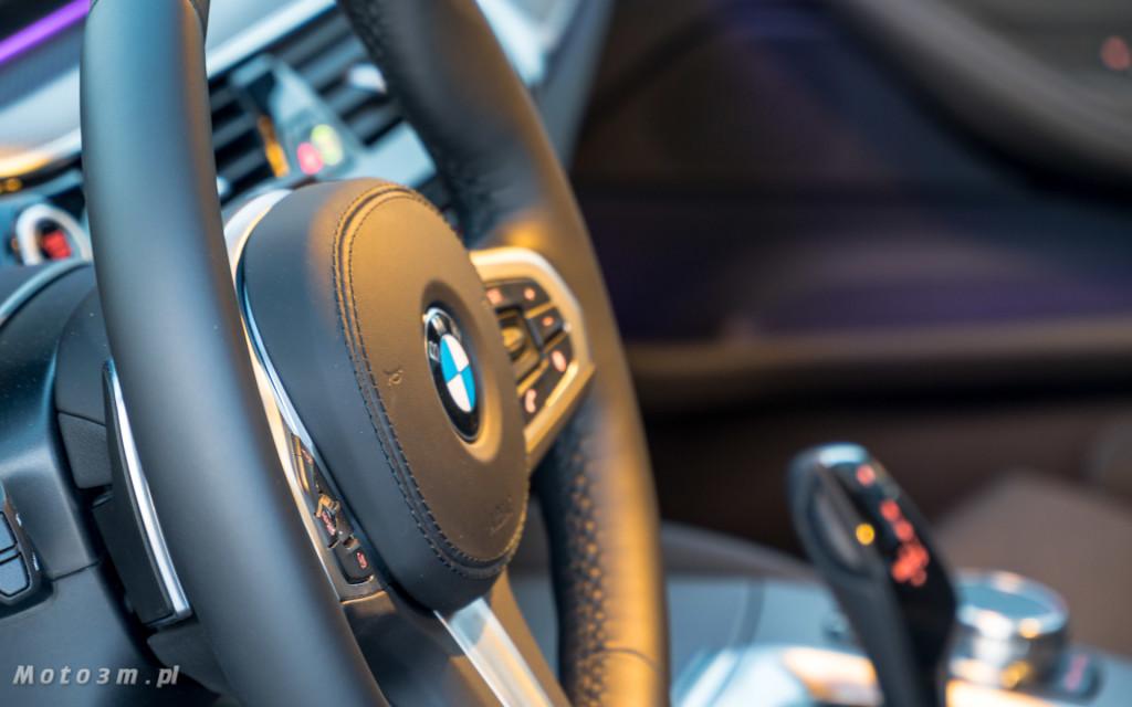 BMW 518d G30 test Moto3m-09590