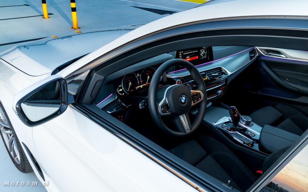 BMW 518d G30 test Moto3m-09591