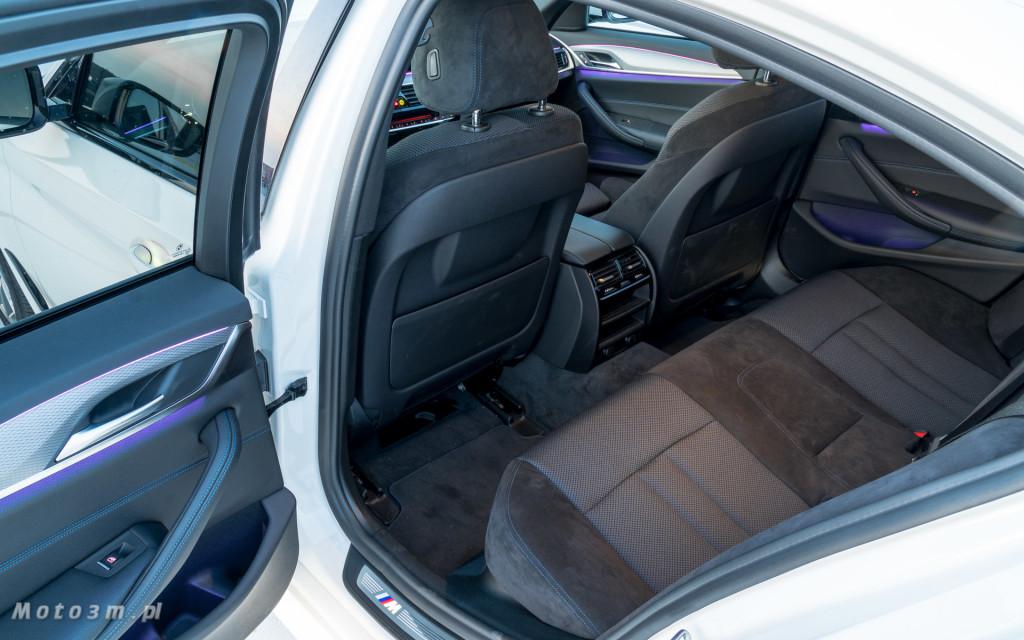 BMW 518d G30 test Moto3m-09592