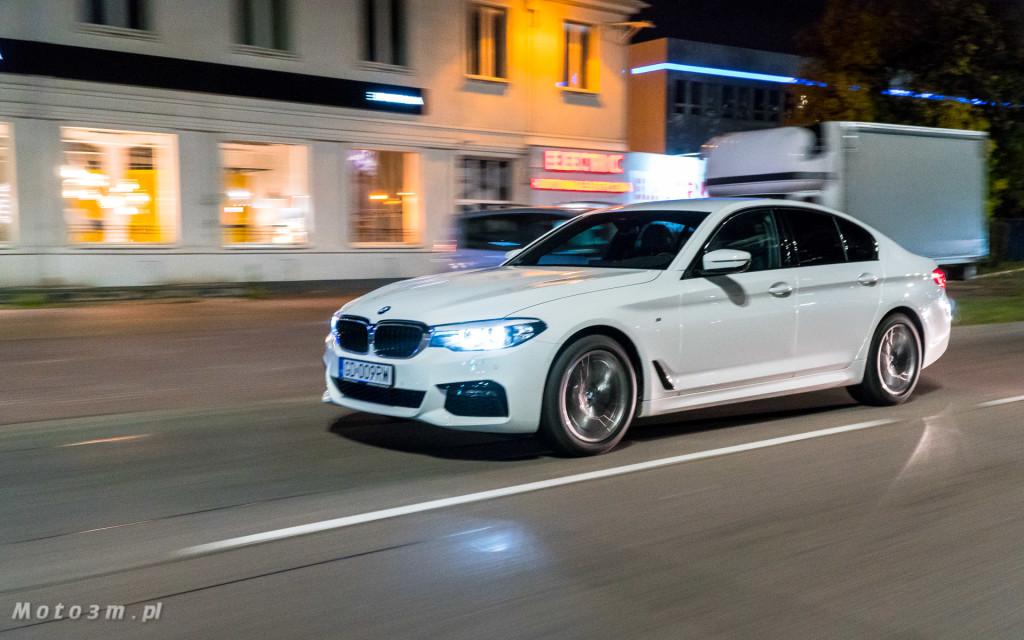 BMW 518d G30 test Moto3m-09655