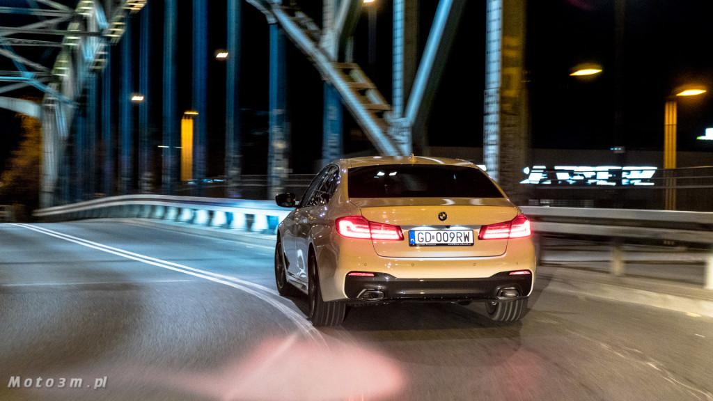 BMW 518d od BMW Zdunek - test Moto3m-09627