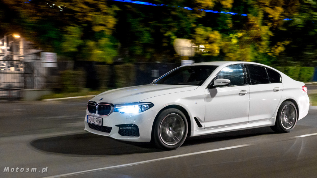 BMW 518d od BMW Zdunek - test Moto3m-09654