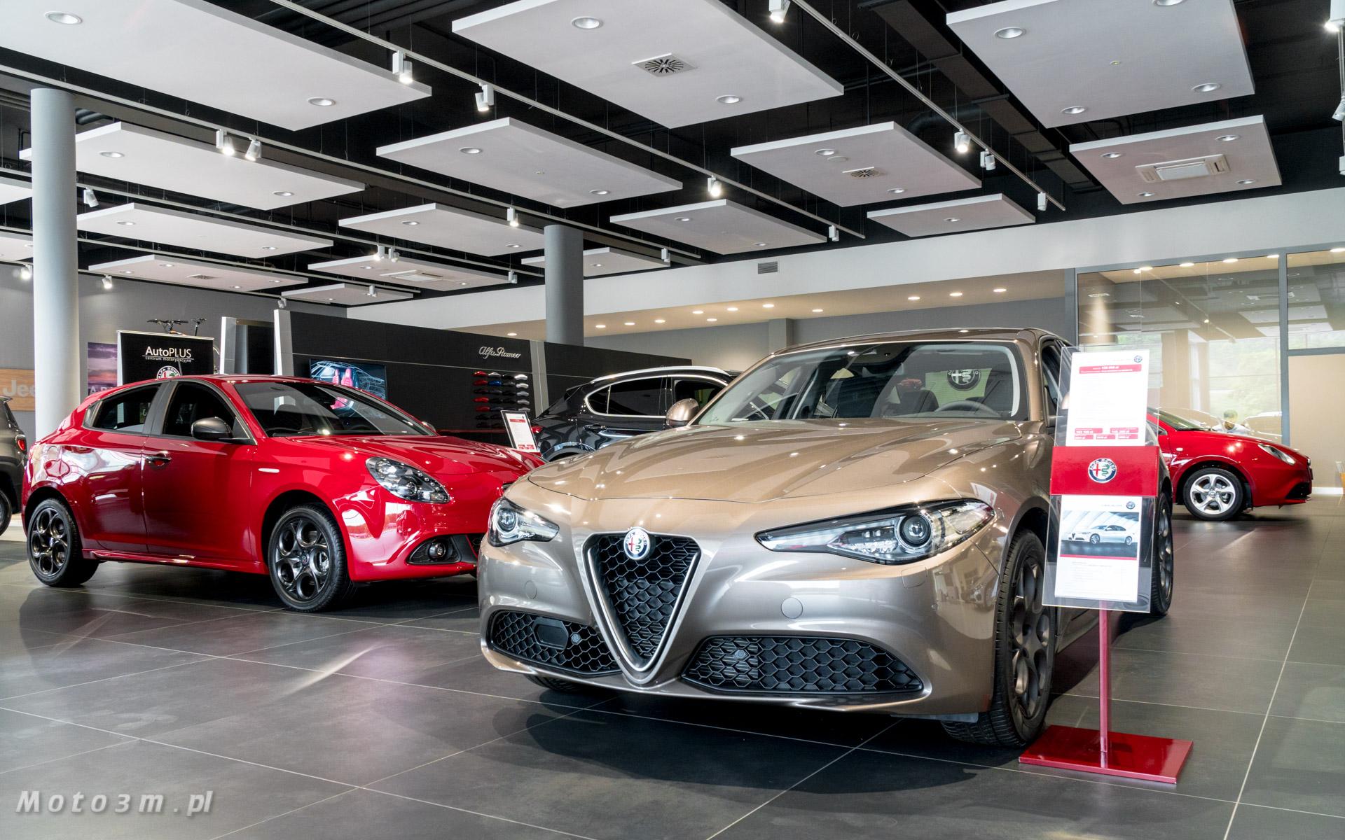 Wideo] Centrum Motoryzacyjne Auto Plus – obchodzi pierwszy rok