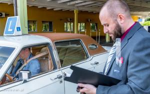 Classic L, czyli klasyczny egzamin na prawo jazdy w PORD Gdańsk-08506