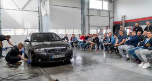 Dbam, bo wiem jak - pierwsza edycja szkolenia aut detailingu w MotoSPA-00058