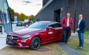 Debiut Nowej Klasy C z Mercedes-Benz Witman -00138