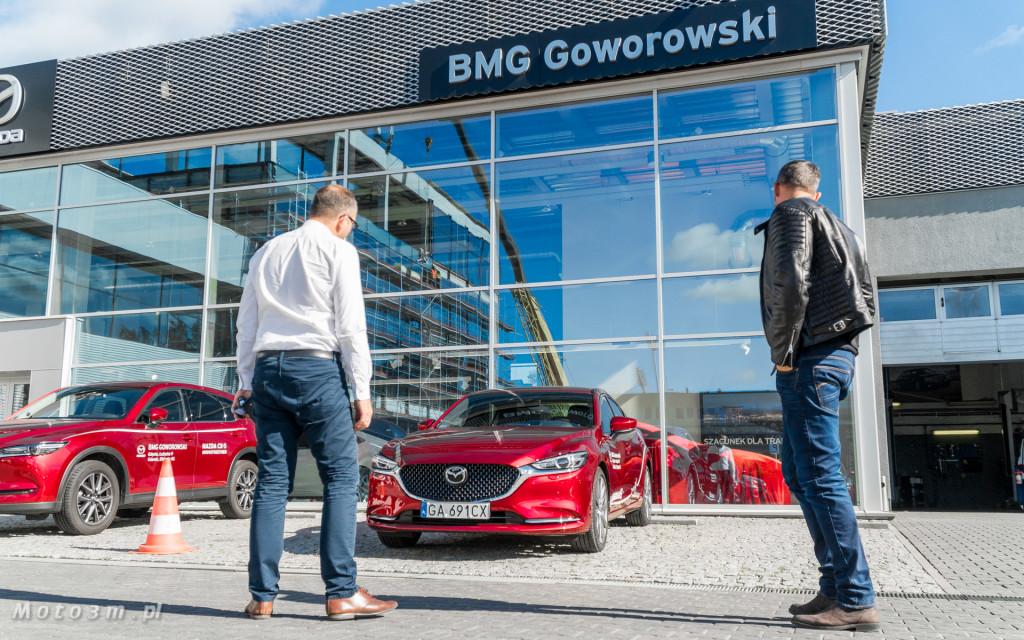 Dni Otwarte Nowej Mazdy 6 w BMG Goworowski Gdynia-00577