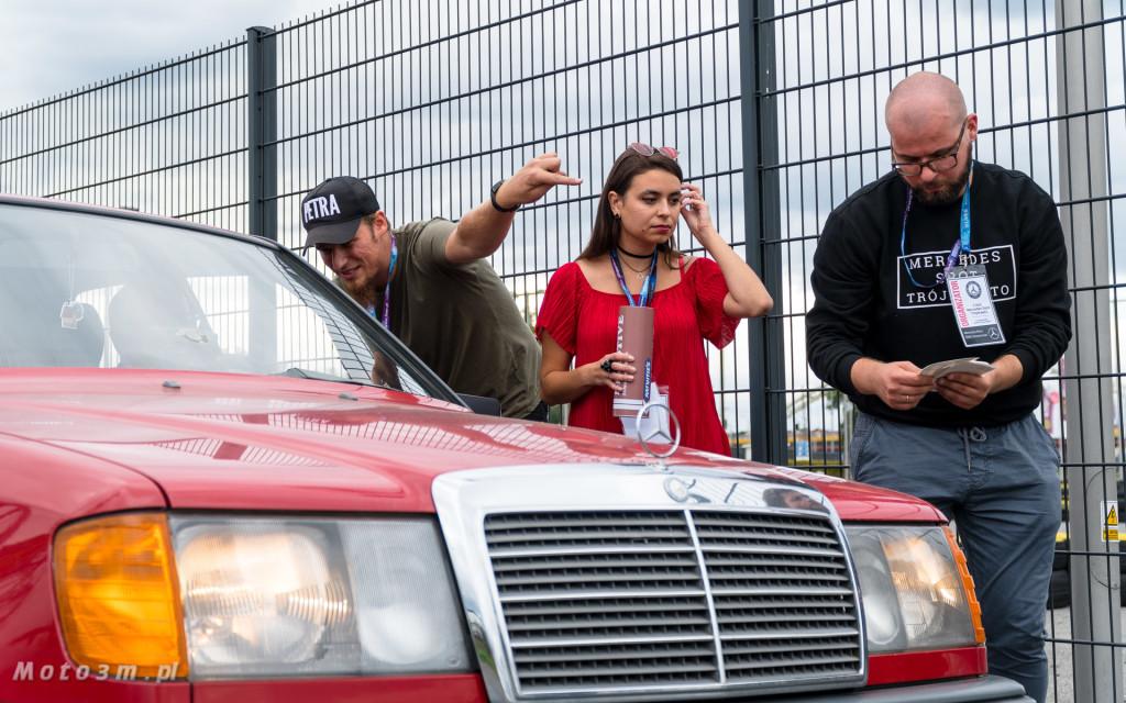 II Zlot Mercedes Spot Trójmiasto - Gdańsk, Stadion Energa 16 września 2018-09040