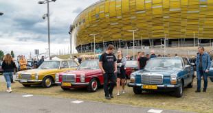 II Zlot Mercedes Spot Trójmiasto - Gdańsk, Stadion Energa 16 września 2018-09049