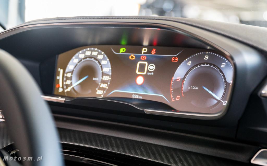 Nowy Peugeot 508 w JD Kulej Gdynia-09114