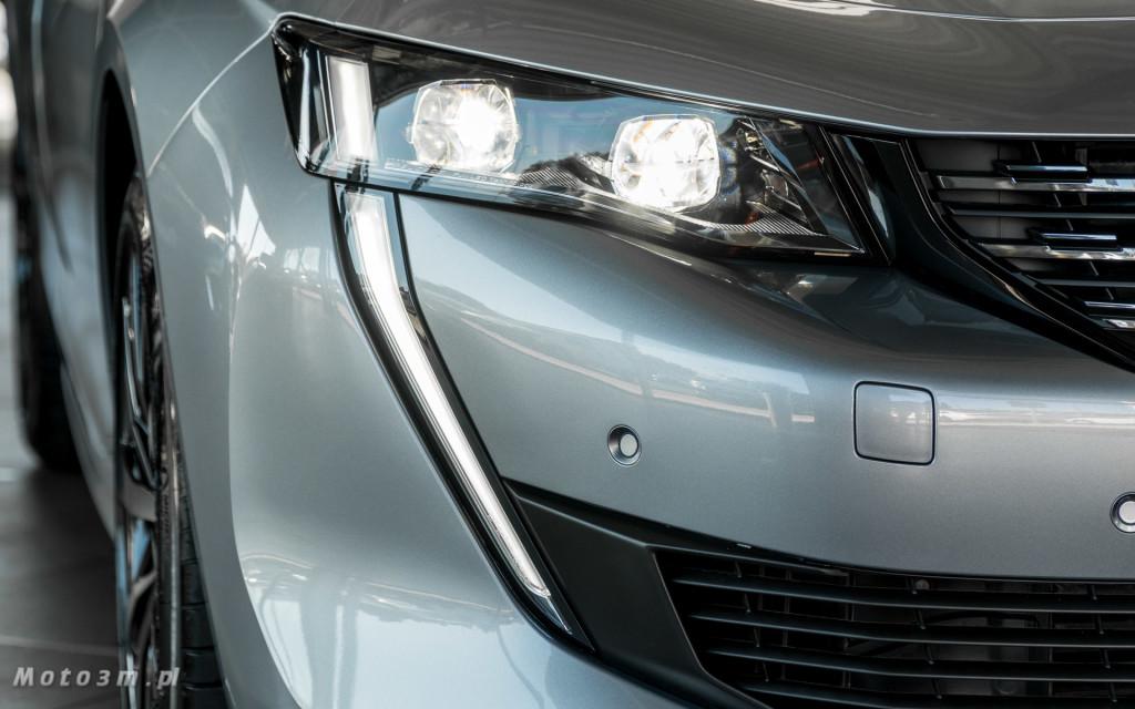 Nowy Peugeot 508 w JD Kulej Gdynia-09180