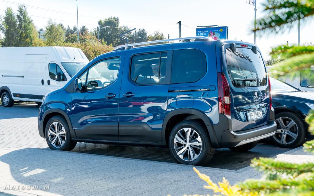 Nowy Peugeot Rifter w JD Kulej Gdynia-09133