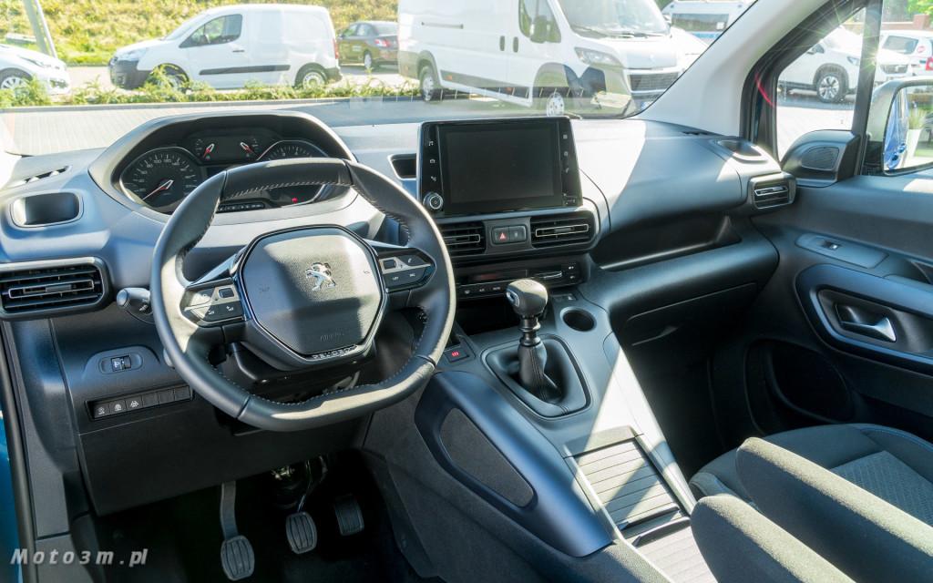 Nowy Peugeot Rifter w JD Kulej Gdynia-09139