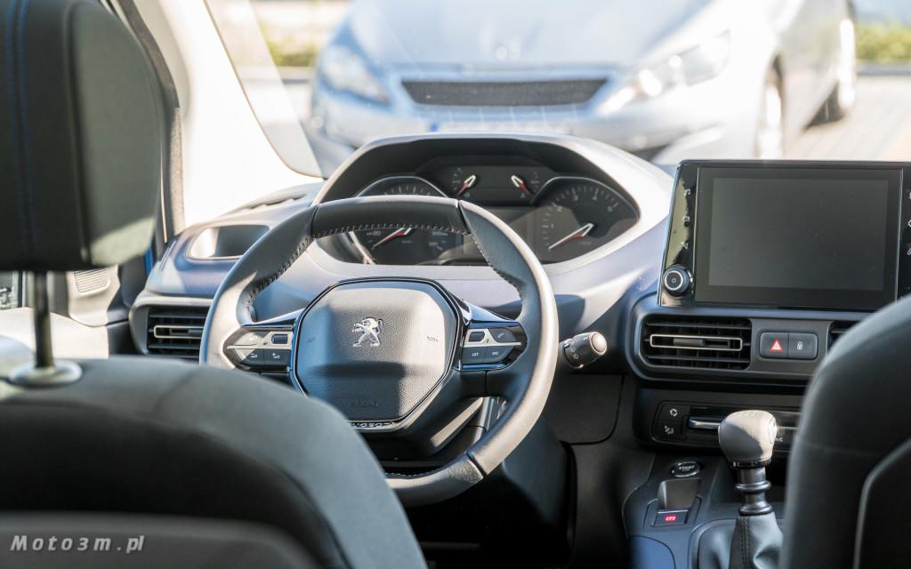 Nowy Peugeot Rifter w JD Kulej Gdynia-09149