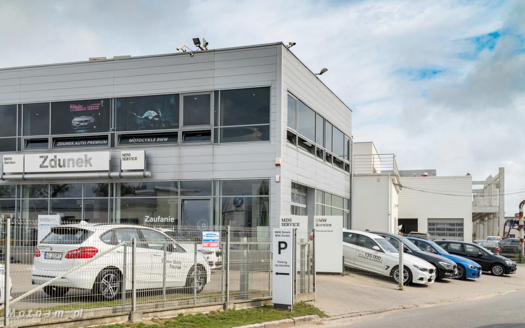 Nowy salon BMW Zdunek w Gdańsku przy Miałkim Szlaku -08600