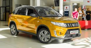 Odświeżone Suzuki Vitara w K&K Wojtanowicz Gdynia-00583