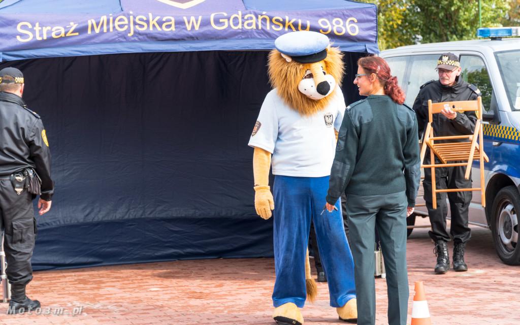 Widoczny=Bezpieczny - pierwsza edycja imprezy PORD w Gdańsku Straż Pożarna-00209