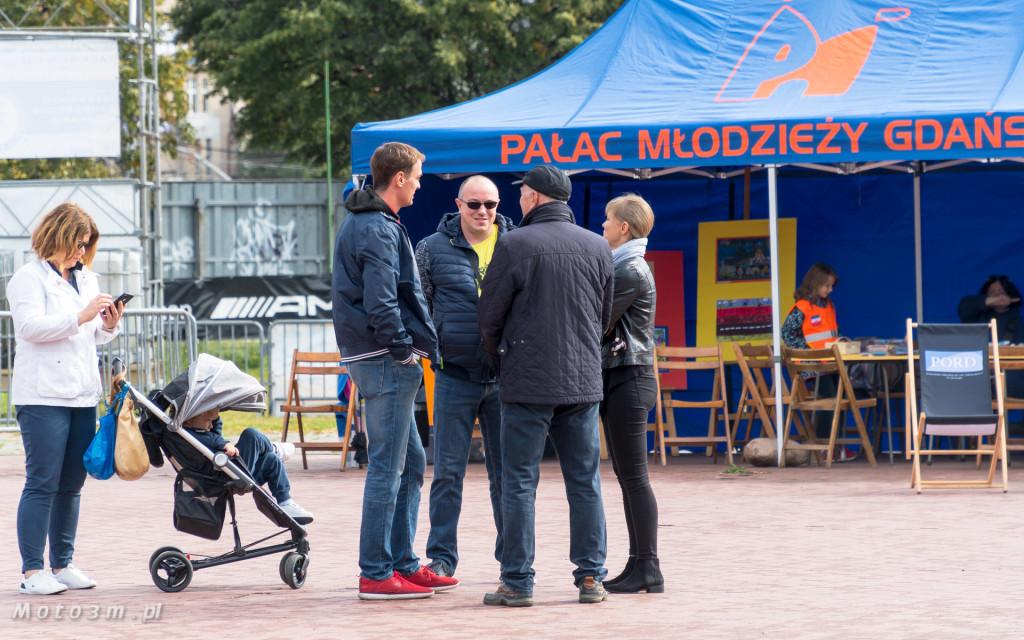 Widoczny=Bezpieczny - pierwsza edycja imprezy PORD w Gdańsku Straż Pożarna-00212