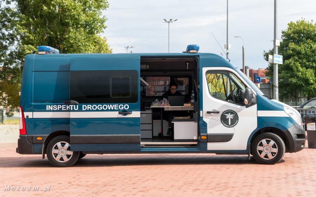 Widoczny=Bezpieczny - pierwsza edycja imprezy PORD w Gdańsku Straż Pożarna-00233